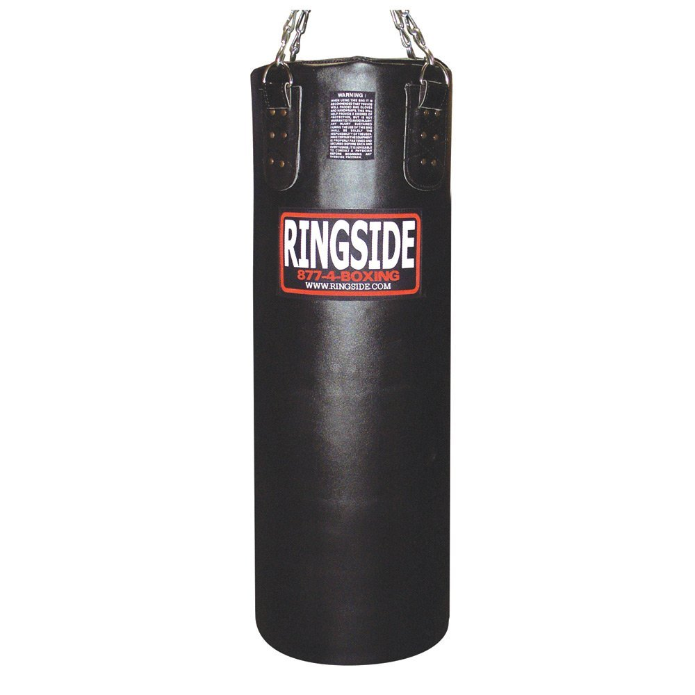 Ringside Leather 65 lb Heavy Bag Review