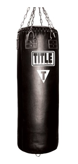 Title Leather 150 lb Heavy Bag Review